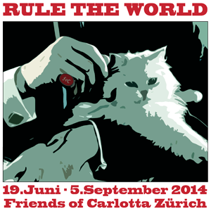 Rule the World Einladungskarte